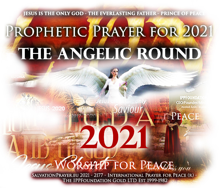Prophetic Prayer 2021