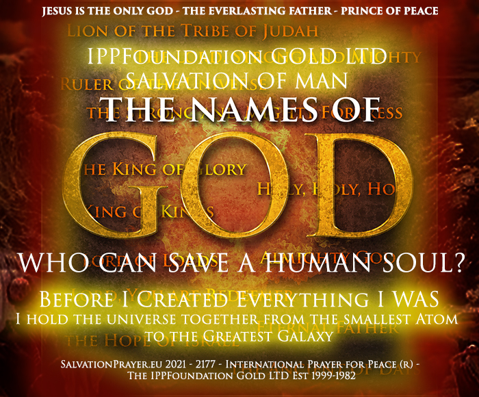 These names of God reveal who God wants to be for you.