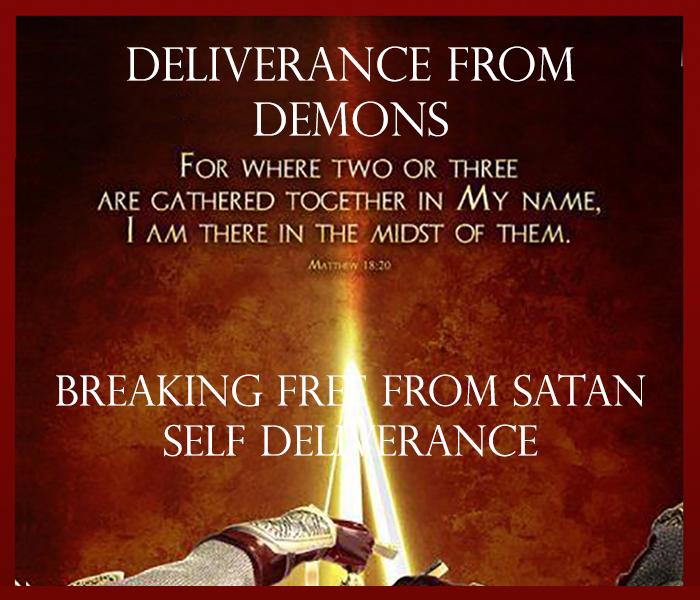 Deemonitest Vabastuspalve - Saatana väest lahtimurdmise palve - Jeesuse Kristuse Veri