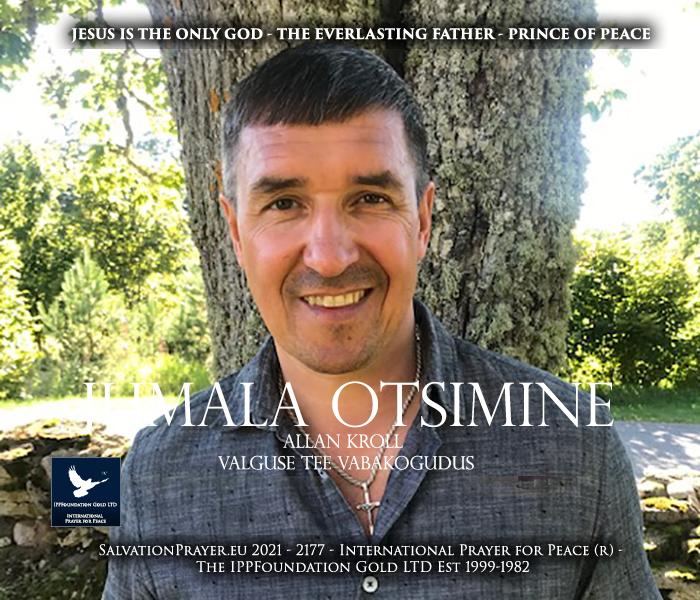 Jumala Otsimine – Allan Kroll – Valguse Tee Vabakogudus