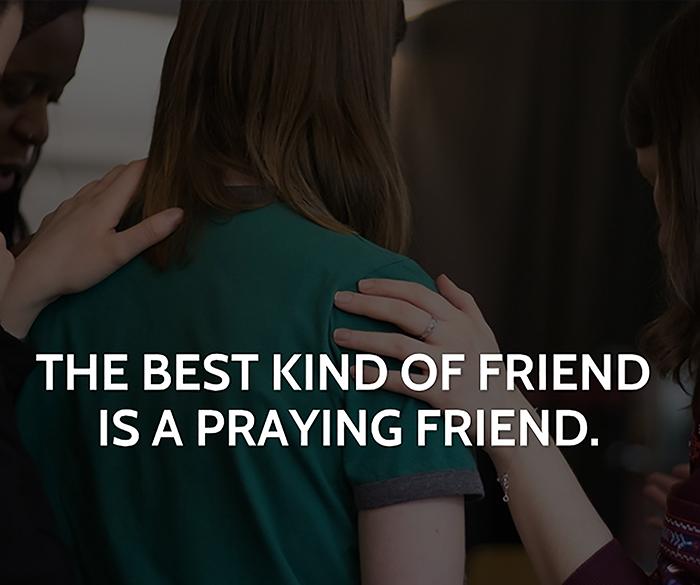 Sõber-palvetaja Tõeline sõprus – Elumõte – elumõte.eu – Kertu Toots
